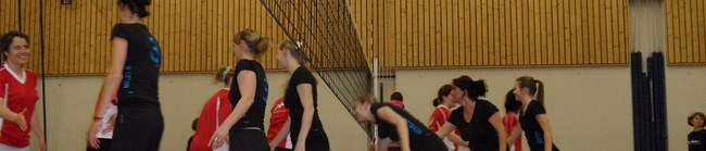 Volleyball Turnerinnen